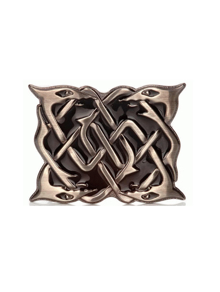 Belt Buckles Kilbarchan | Serpent Antique Belt Buckle £25