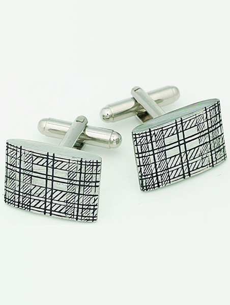 Cufflinks Johnstone | Pewter Cufflinks £24