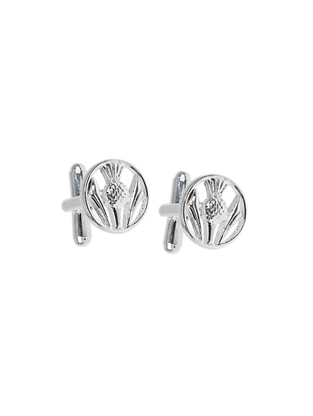 Cufflinks Johnstone | Silver Plated Cufflinks