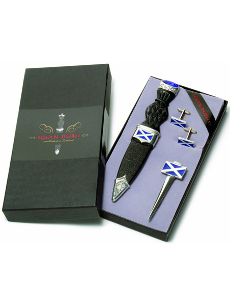 Kilt Gifts Sets Johnstone | 3 Piece Gift Set from £85