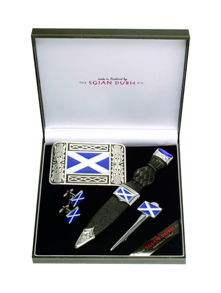 Kilt Gifts Sets Johnstone | 4 Piece Gift Set from £90