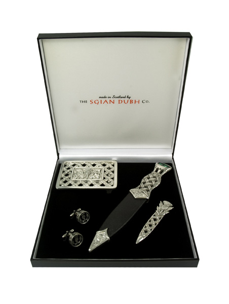 Kilt Gifts Sets Bishopton | 4 Piece Gift Set from £90