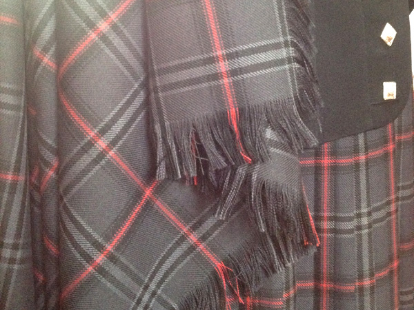 Gray Quarry tartan plaid to match tartan | Brookfield