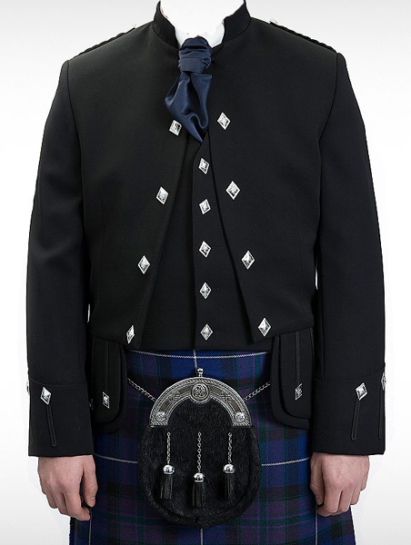 Sheriffmuir Jacket & Vest Made To Order: £350