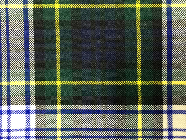 Dress Gordon tartan | Renfrewshire