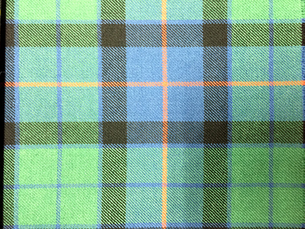 Flower of Scotland tartan | Johnstone