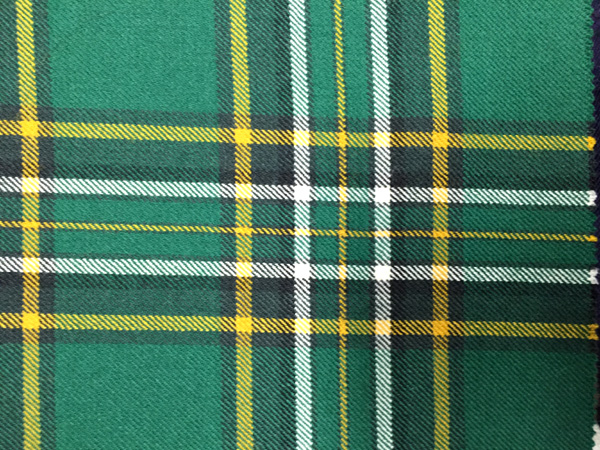 Irish national tartan | Kilbarchan