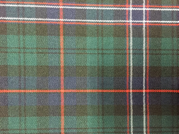 Scottish national tartan | Brookfield