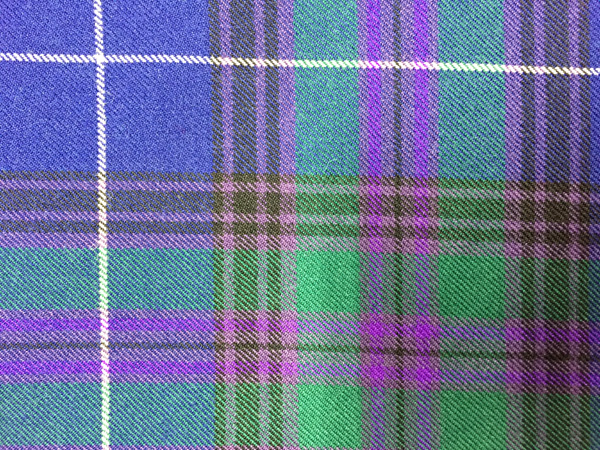 Spirit of Bannockburn tartan | Quarriers