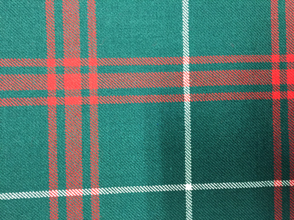 Welsh national tartan | Bridge of Weir
