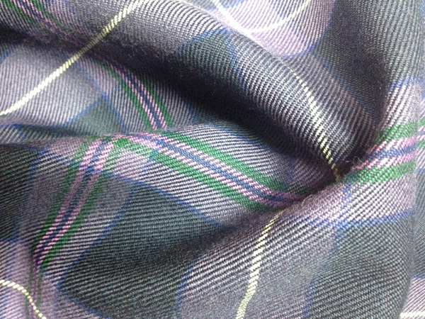 Scottish Thistle tartan | Brookfield